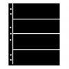 Hagner Single-Sided 4 Row Stocksheet