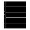 Hagner Single-Sided 5 Row Stocksheet
