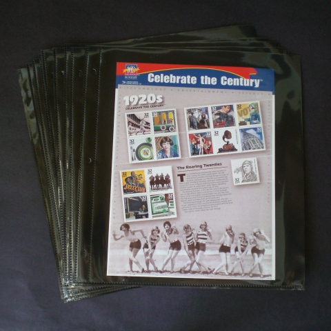Supersafe Mint Sheet Pages (MP3)