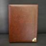 Showgard Brown Strider Stockbook
